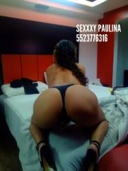 Escort en México DF Sexxxy Paulina